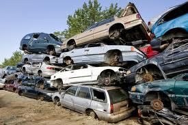 Auto Wrecking Yard