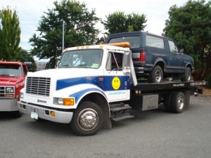 Cash for Junk Cars in Car Lot Towing Junk Car
