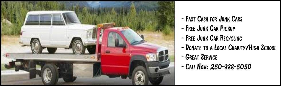 Cash for Junk Car Slider Picture